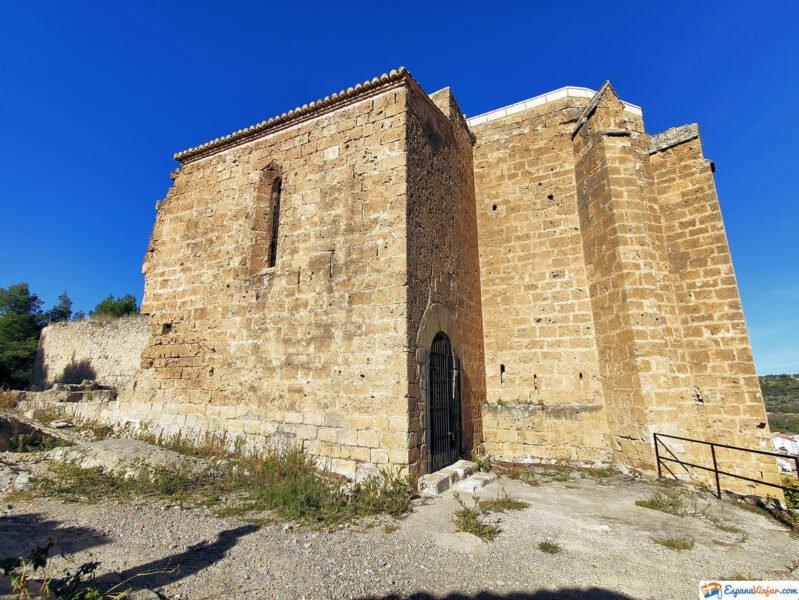 Ermita de San Roque en Jérica