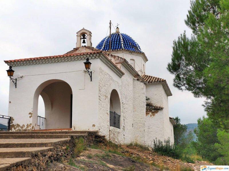 Ermita del Santo Sepulcro en Fanzara