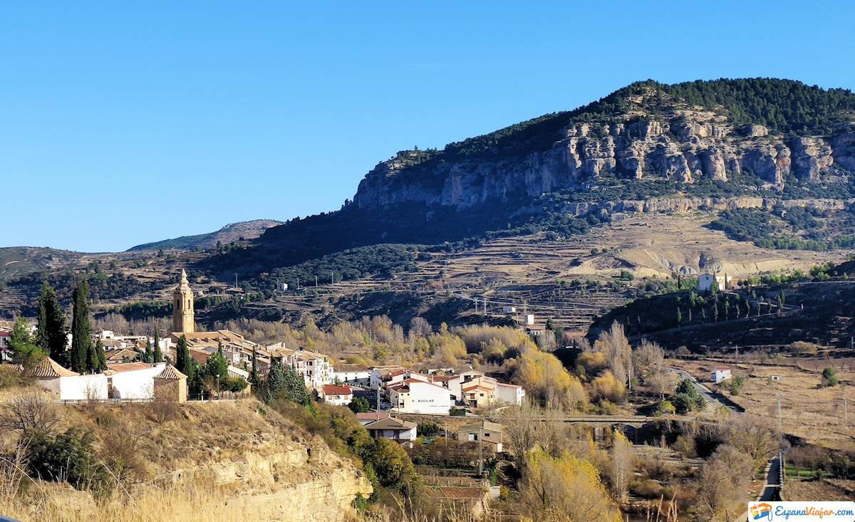 FORCALL-Pueblos más bonitos de Castellón