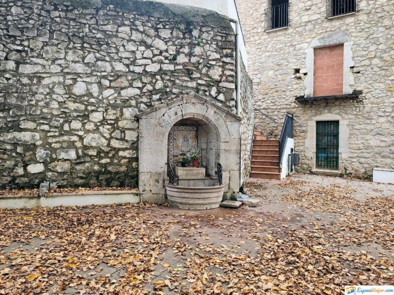 Fuente de la Virgen de L'Avella