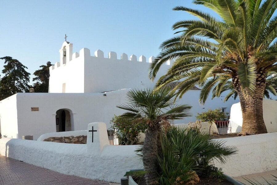 Monumentos históricos. Iglesia Sant Jordi