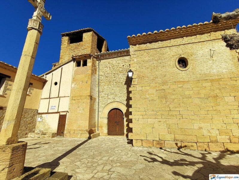 Iglesia de San Bartolomé de Todolella