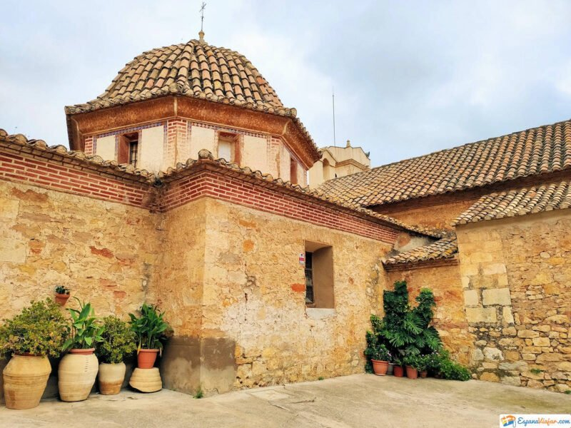 Iglesia de la Asunción en Fanzara