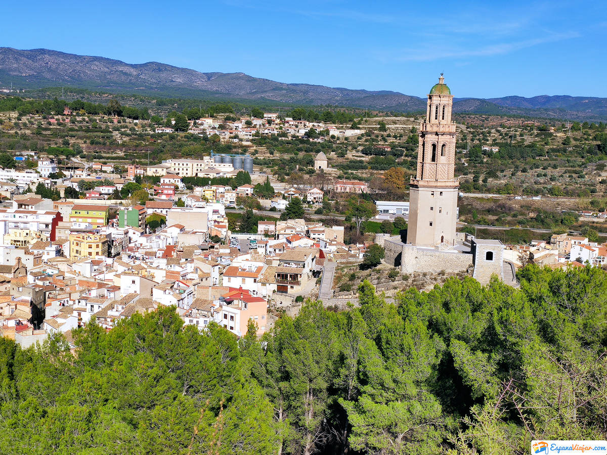 JÉRICA-Pueblos más bonitos de Castellón