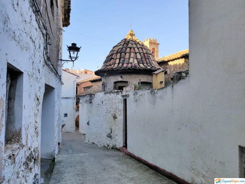 Jérica-pueblo de Castellón