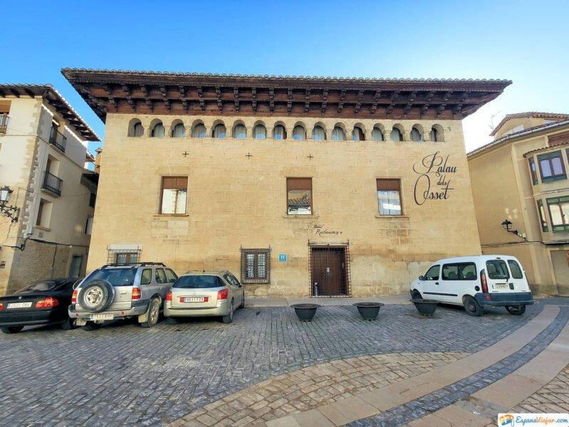 Palacio de Osset-Miró