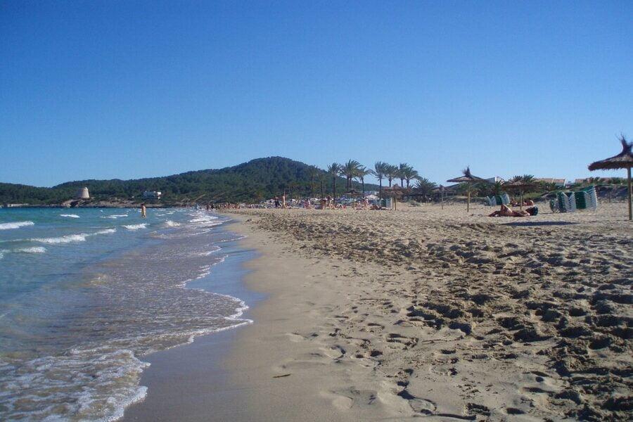 Visitar la playa de Den Bossa en Sant Jordi