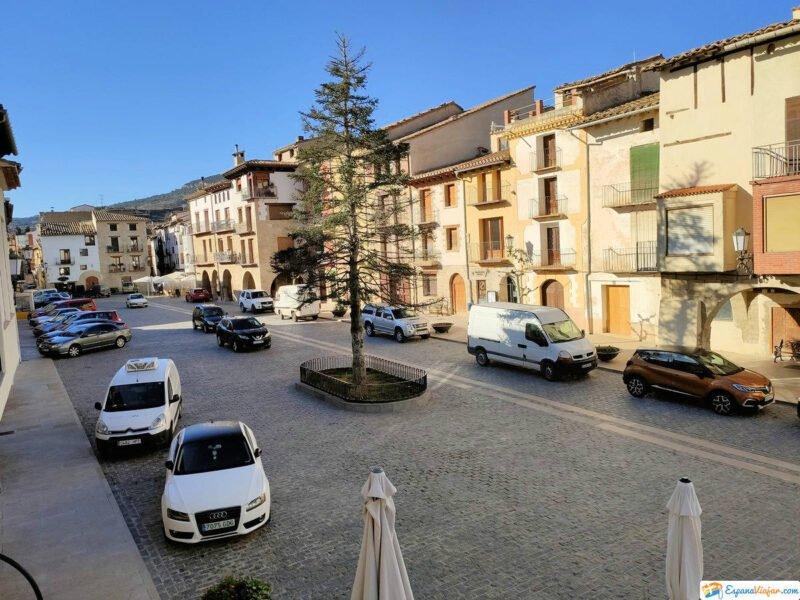 Plaza Mayor de Forcall