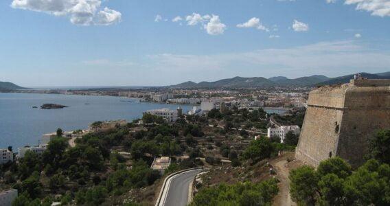 SANT JORDI-Pueblos mas bonitos de Ibiza