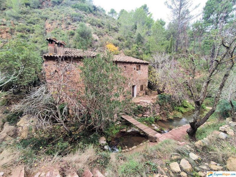 Sierra de Espadán en Aín