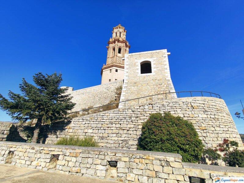 Torre de la Alcudia en Jérica