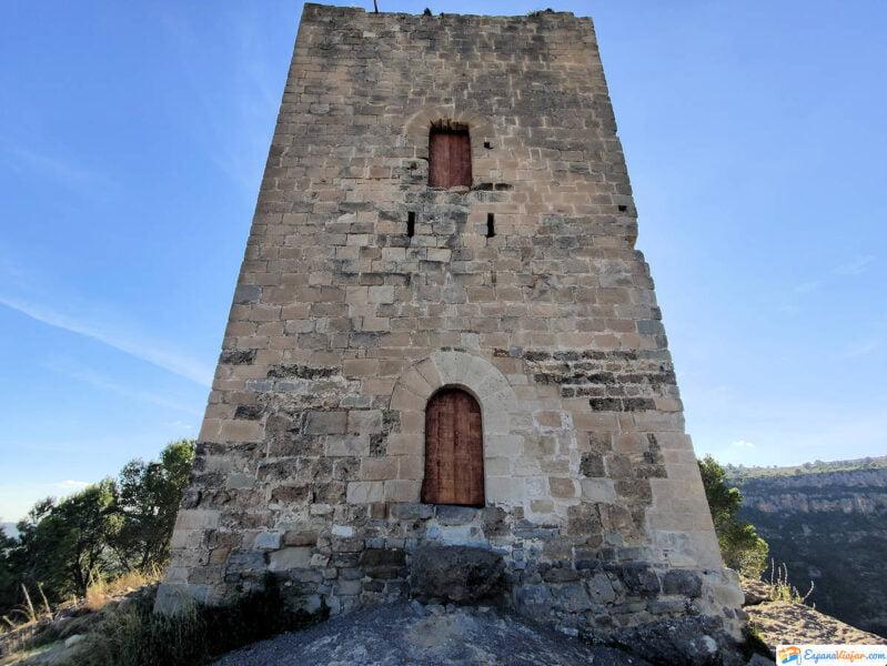 Torre del Homenaje de Jérca
