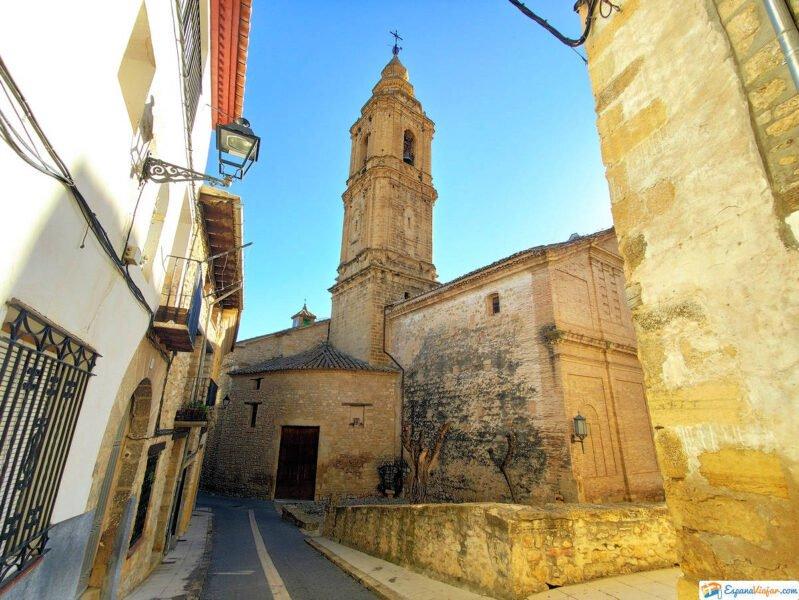 Visita Forcall en Castellón