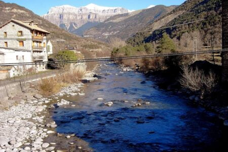 BROTO-Pueblos mas bonitos de Huesca