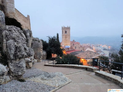 CERVERA DEL MAESTRE-Pueblos más bonitos de Castellón