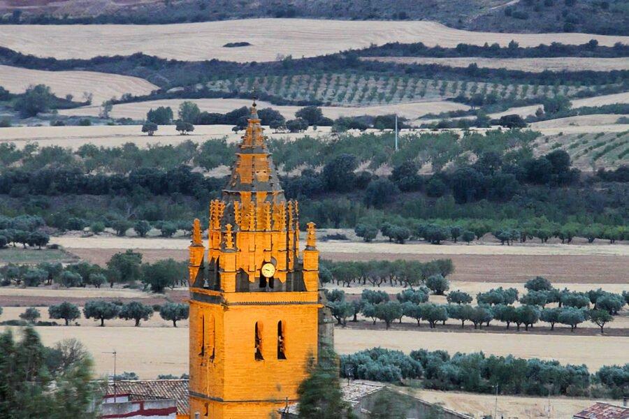 Campanario de Iglesia de San Esteban