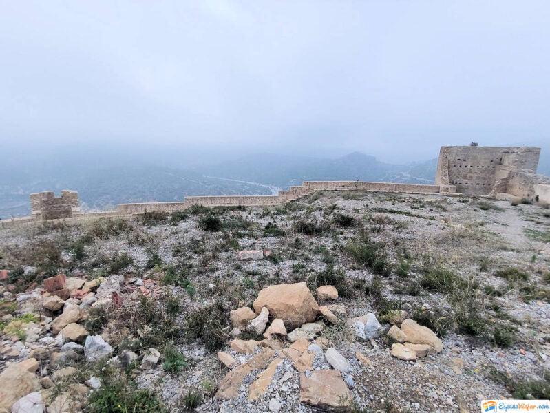 Castillo Fortaleza de Cervera del Maestre