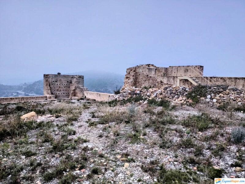 Castillo de la Maestranza de Montesa