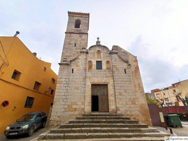 Iglesia de San Pedro en Sant Mateu