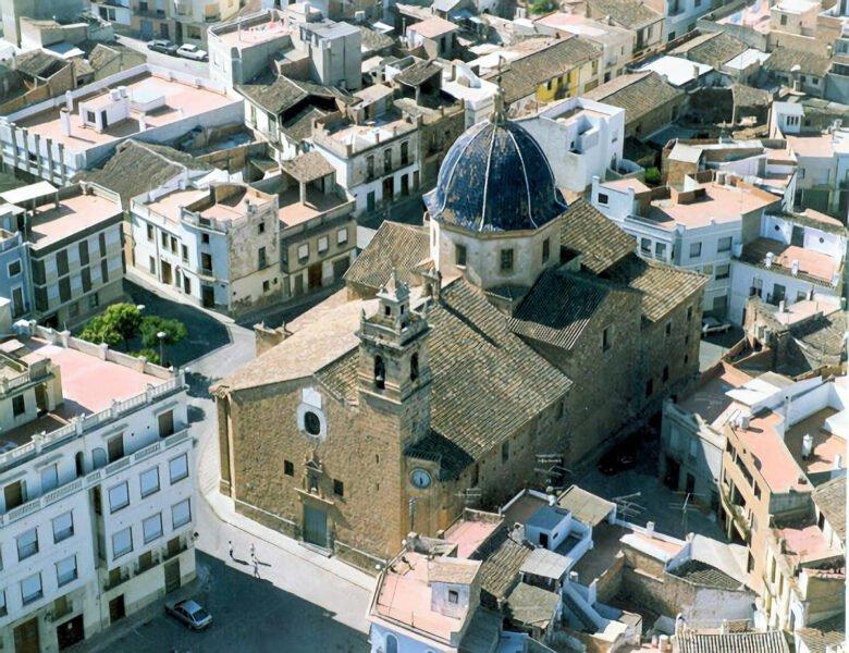 Iglesia de Santo Ángel Custodio
