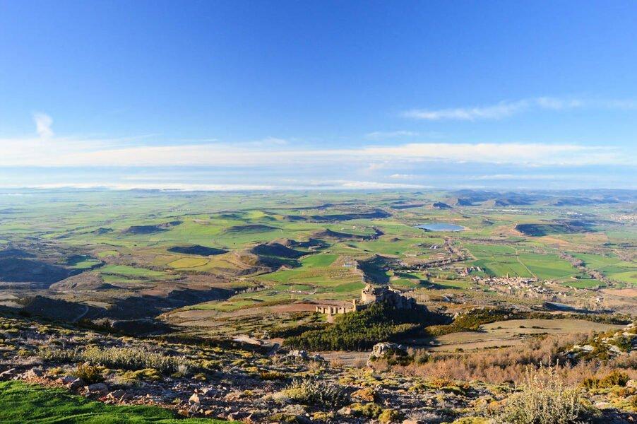 Loarre en Huesca