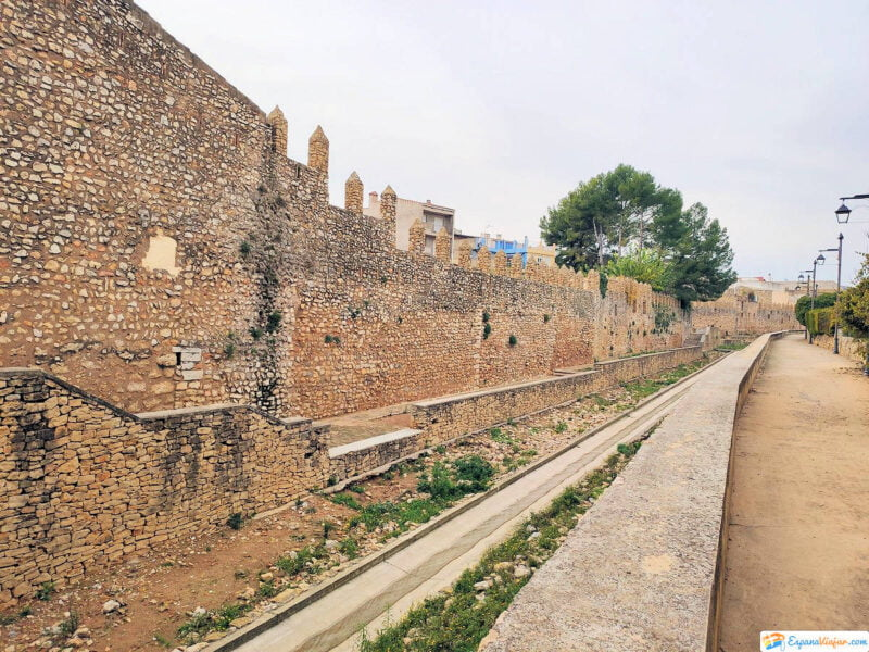 Murallas de Sant Mateu