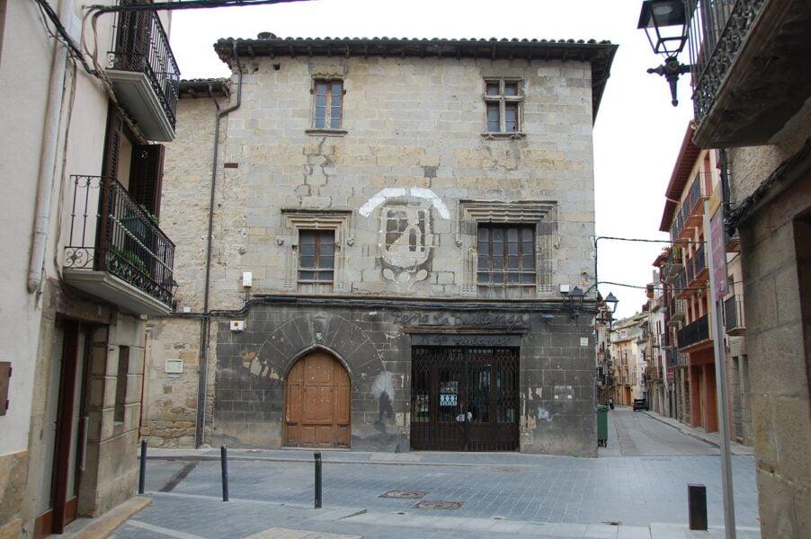 Palacio Mur en Graus