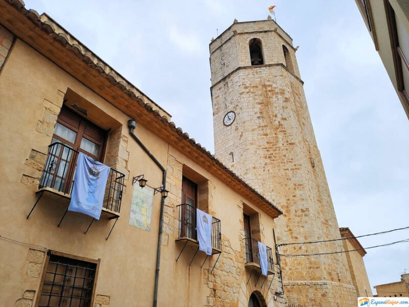 Sant Mateu en Castellón