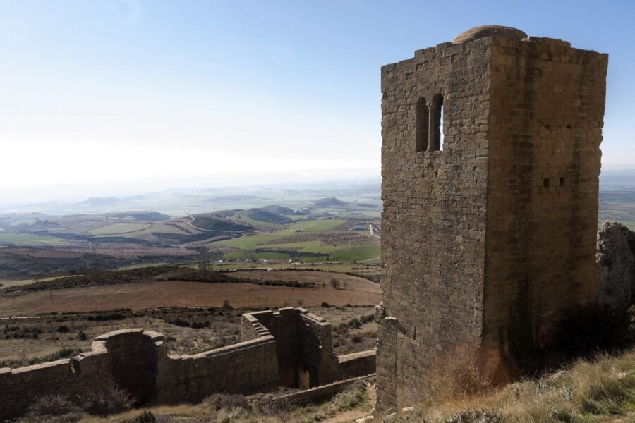 Torre Homenaje Castillo de Loarre