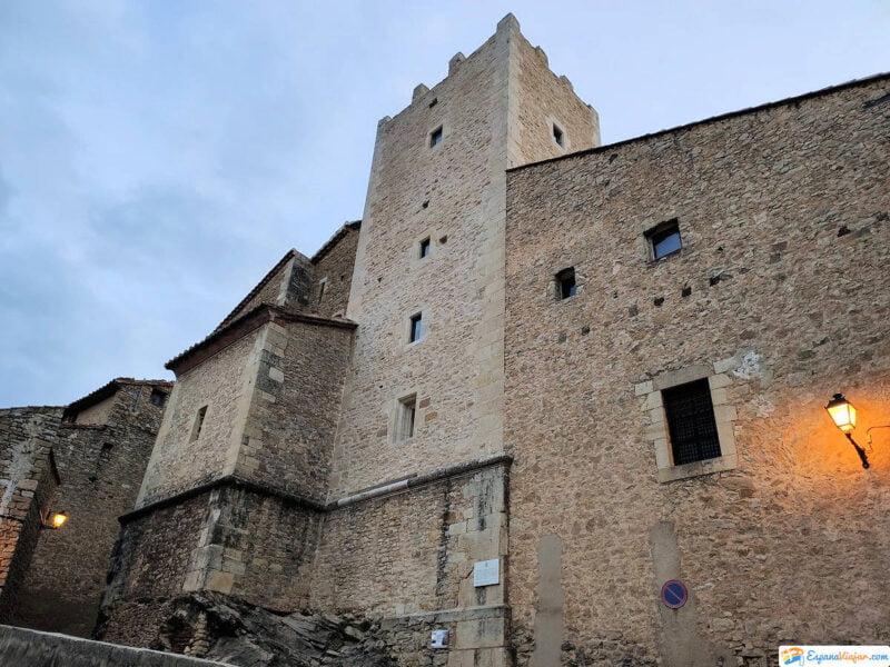 Villafranca del Cid en Castellón