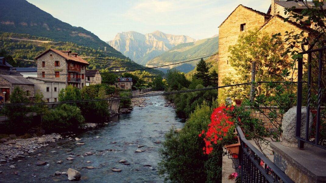 Visitar Broto en Huesca
