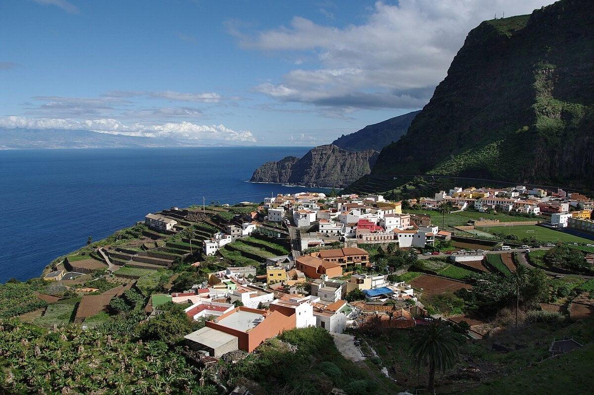 AGULO-Pueblos mas bonitos de Tenerife