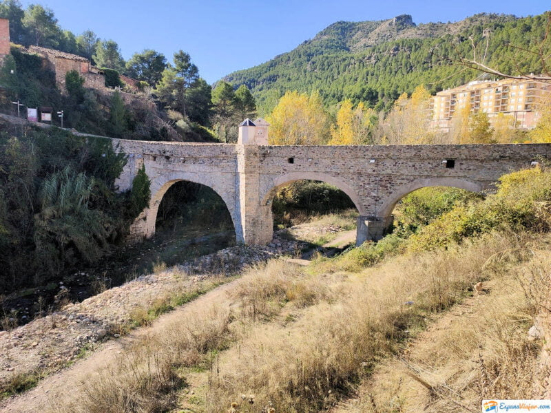 Acueducto del Puente de San José