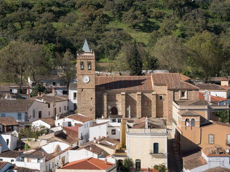 Almonaster La Real. Huelva