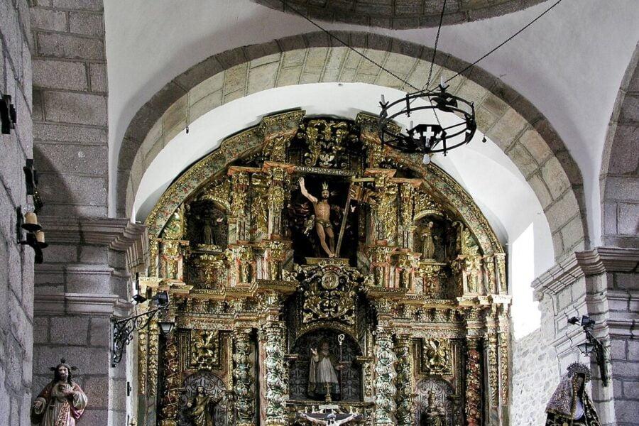 Altar Iglesia San Nicolas de Bari