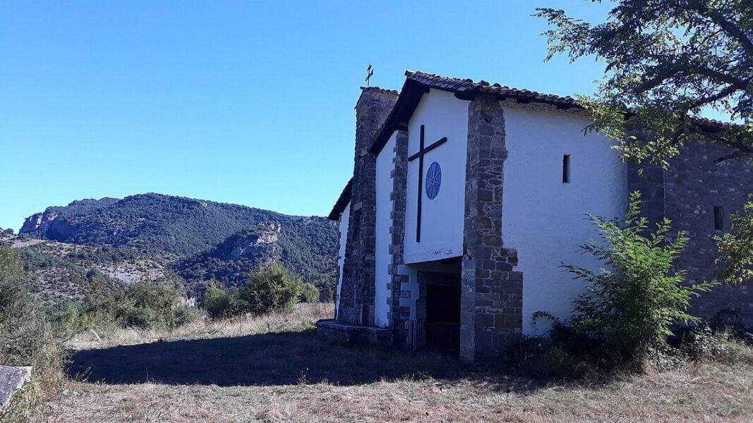 Ermita Virgen del Camino en Roncal