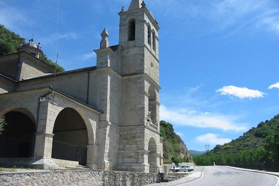 Ermita de Nuestra Señora de las Angustias en Molinaseca