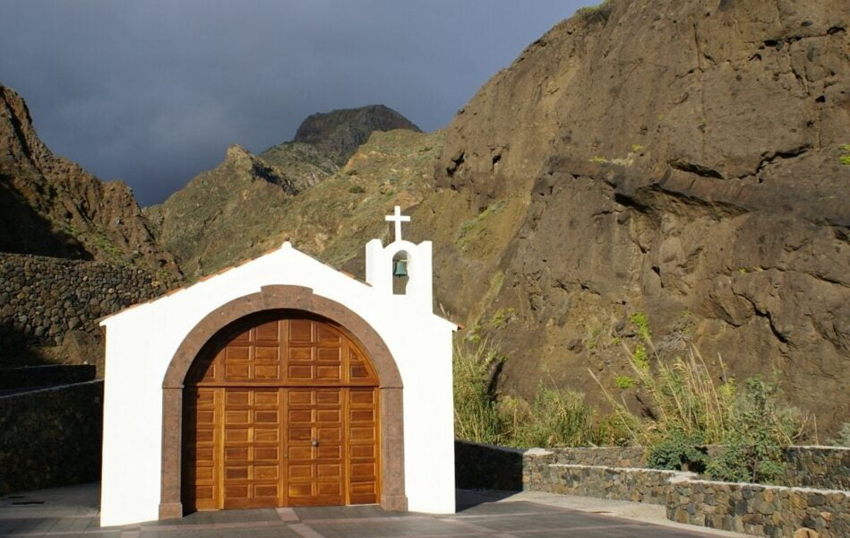 Ermita de San Marcos de Agulo