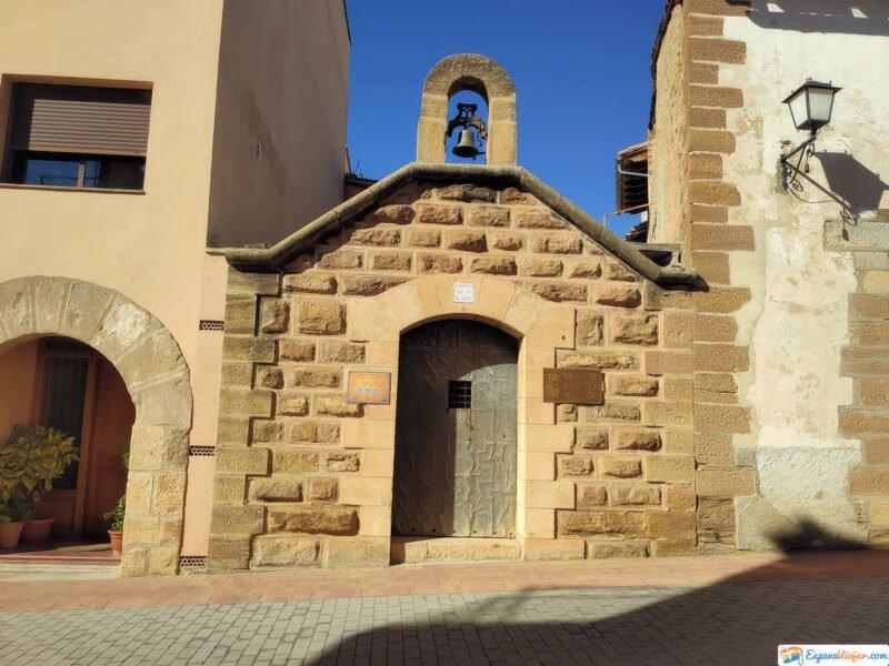 Ermita de San Roque en Olocau del Rey