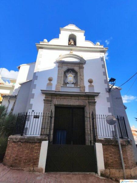 Ermita de la Virgen de Loreto en Bejís