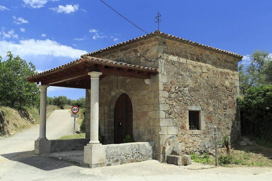 Ermita del Cristo del Humilladero en Valverde de la Vera