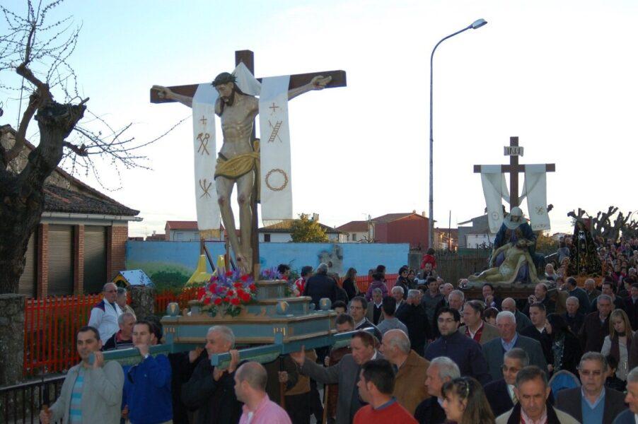 Festividades típicas en Valverde de la Vera