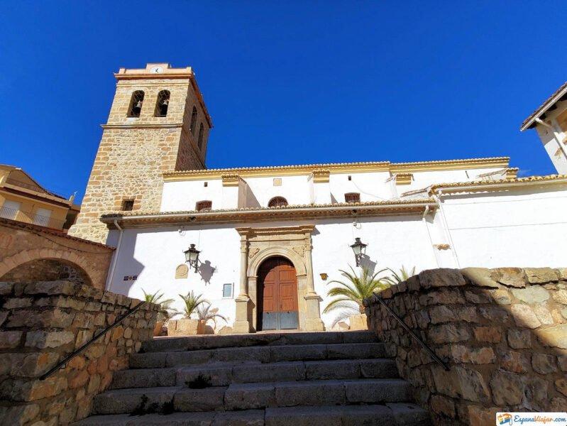 Iglesia de Nuestra Señora de los Ángeles en Bejís