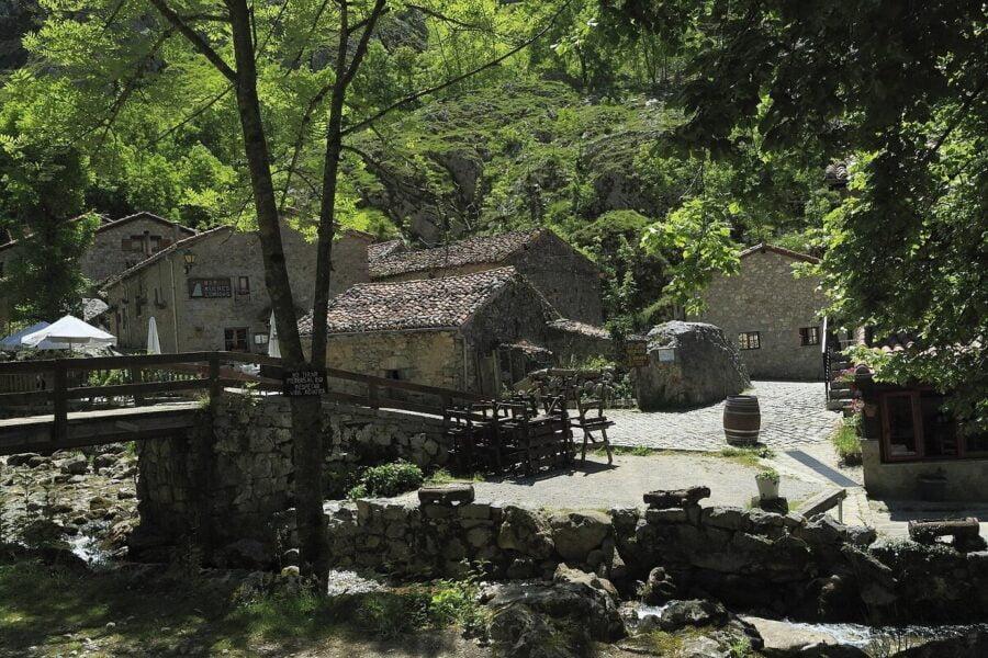 La Villa Bulnes de Abajo