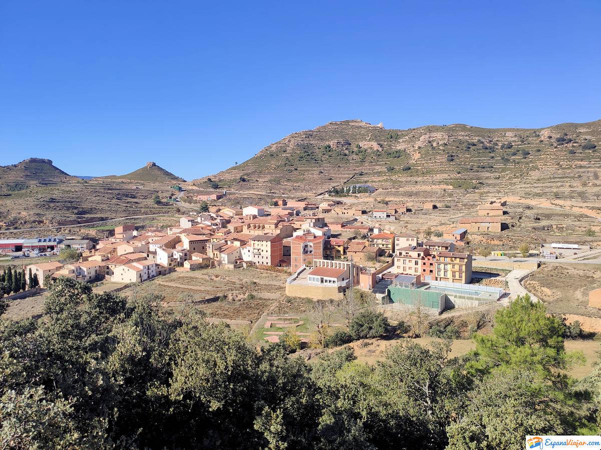 OLOCAU DEL REY-Pueblos más bonitos de Castellón