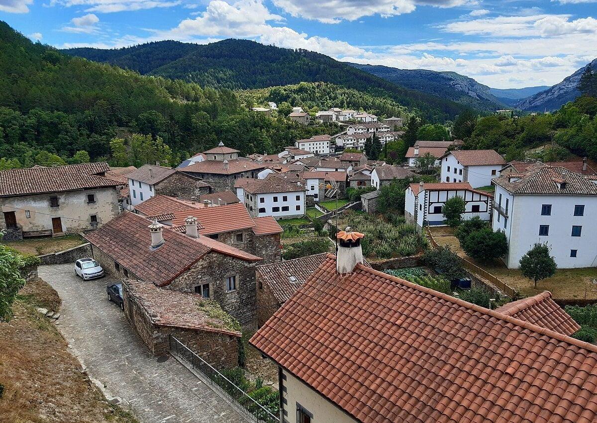 RONCAL-Pueblos mas bonitos de Navarra