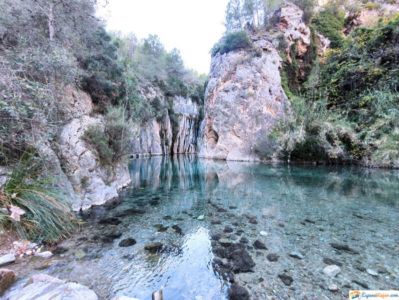 Río Mijares en Montanejos