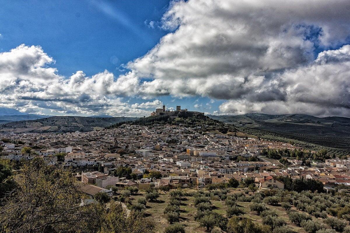 ALCALÁ LA REAL-Pueblos mas bonitos de Jaén