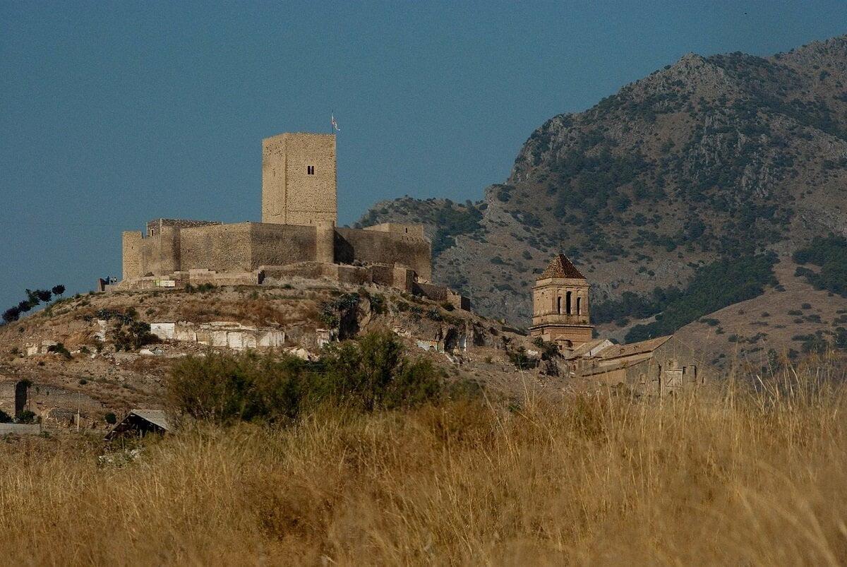 ALCAUDETE-Pueblos mas bonitos de Jaén