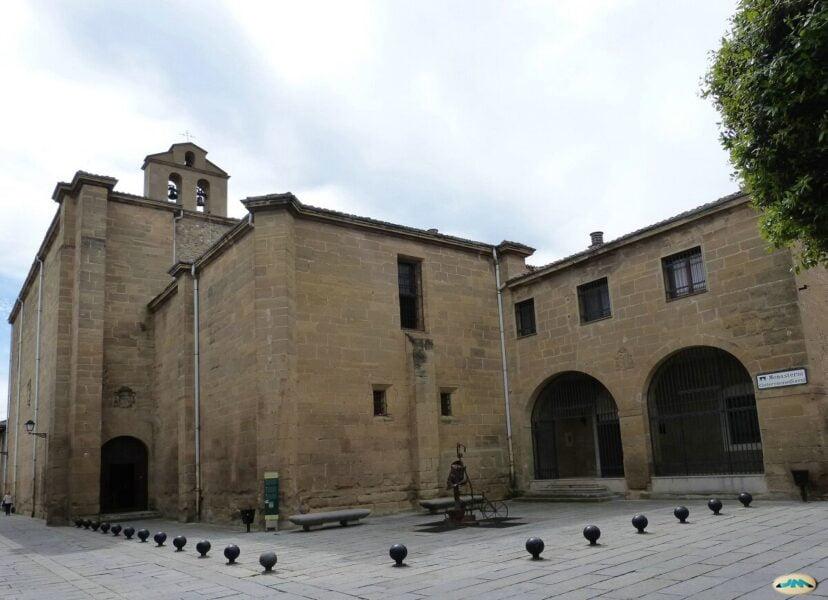Abadía Cisterciense de Santo Domingo de la Calzada